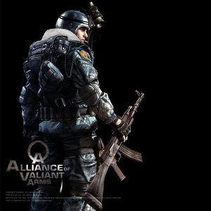 日本NO,1FPS「Alliance of Valiant Arms」推奨パソコンがドスパラからデスクトップ2機種追加!