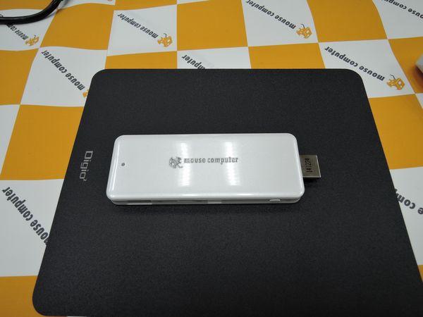 話題のスティックPC「m-Stickシリーズ MS-NH1」体験してきたのでレビュー!