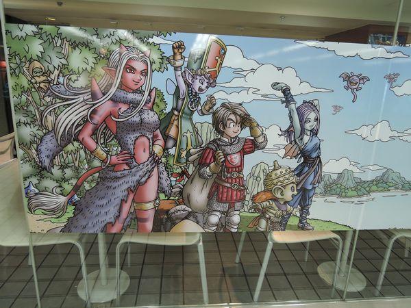 ドラゴンクエストⅩとHPゲーミングPCがコラボしたLUIDA'S CAFE with HPが新宿西口に限定オープン!