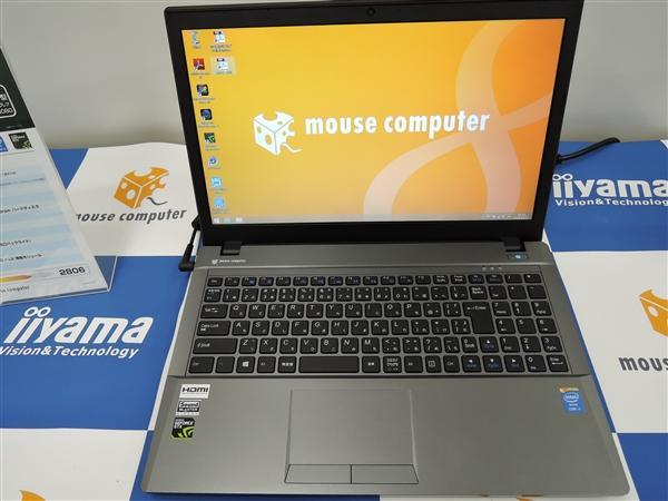 台数限定SSDプレゼントGTX950M搭載MB-K630E-SP!