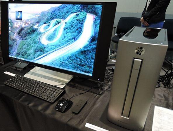 HP ENVY 750-080jp 正面