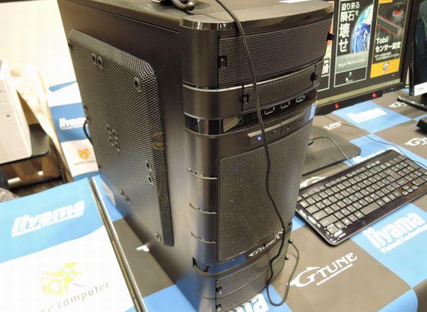 オリジナル特典付き!『ファンタシースターオンライン2』推奨パソコンNEXTGEAR-MICRO im550SA11-PSO2がオススメ!