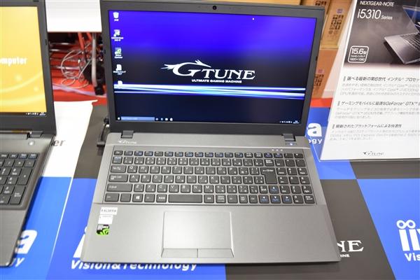 第6世代インテル® Core™プロセッサー搭載ゲーミングノートNEXTGEAR-NOTE i5310 シリーズ展示会レビュー!