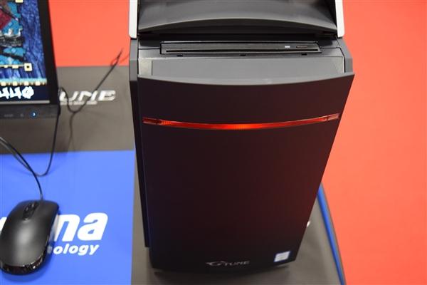LITTLEGEAR i310SA7-SPゲーミングPC予算10万円以内でGTX1060搭載機種が手に入ります!