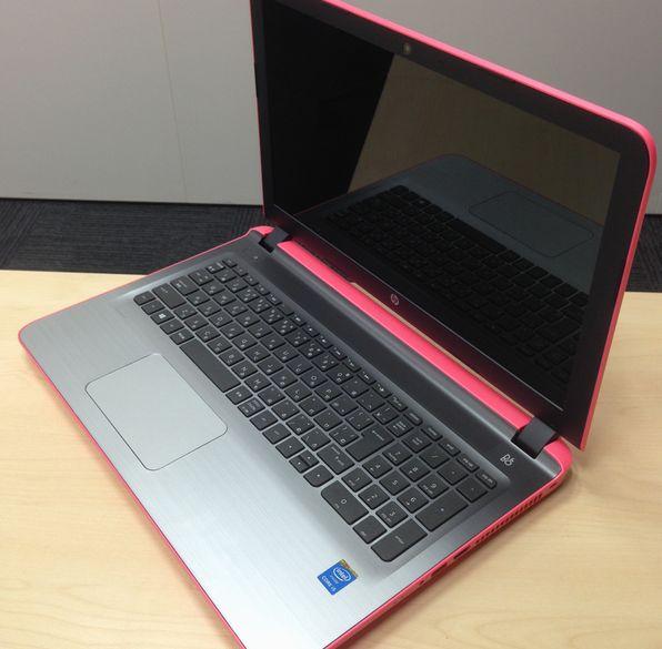 女性に人気のピンクのカラーもあるHP Pavilion 15-ab200がオフィスセットで1万円もオトク!