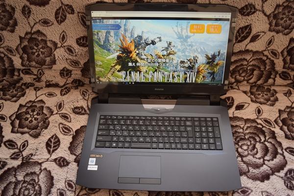 ノートPCにデスクトップむけのCPUとGPUを詰め込んだNEXTGEAR-NOTE i71000 シリーズ[レビュー]