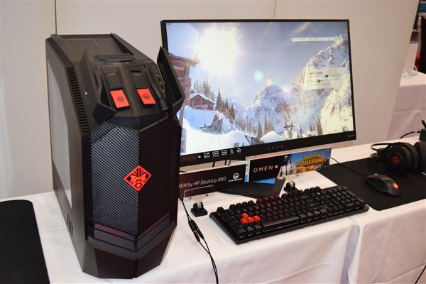 OMEN by HP Desktop 880 PCフェア
