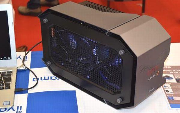 外部GPUBOX標準搭載LEVEL-13FH053-i7-RNSVIレビュー[感想・評価]