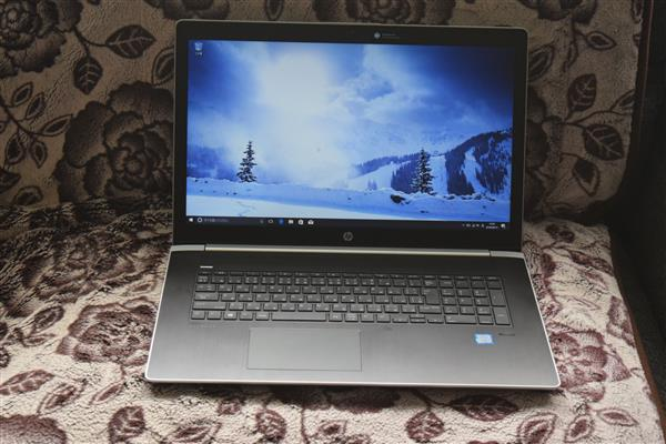 17.3インチの大画面と高い耐久性のHP ProBook 470 G5レビュー[感想・評価]