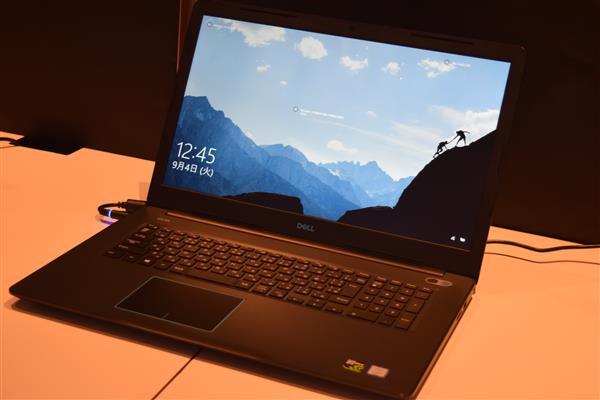New Dell G3 17をeSportsチームスポンサーシップ&Gaming新製品発表会にて見てきました!