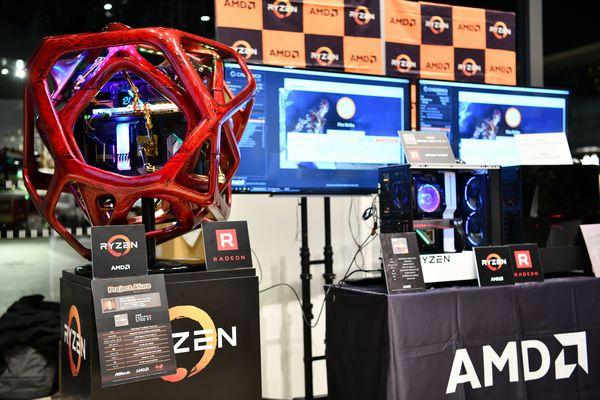 PC・デジタルフェア レビューコンテストにてAMD賞を頂きました!