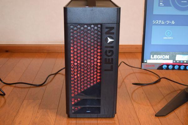 Lenovo Legion T730を使って黒い砂漠やプリコネをプレイして思った事!
