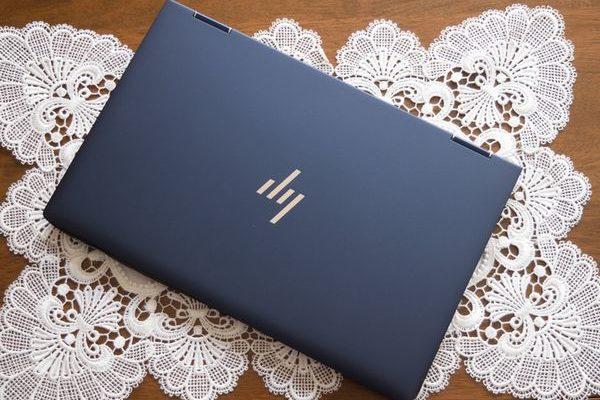 HP Elite Dragonflyレビュー最小構成999gブルー系カラーがカッコいい2in1[感想・評価]
